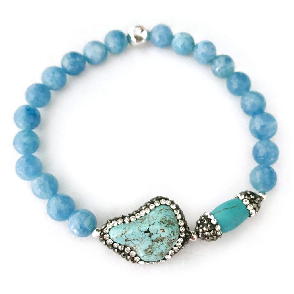 Turquoise Sky Bracelet